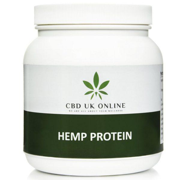 Hemp-Protein Powder-CBD UK Online
