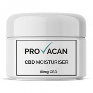 CBD cosmetics UK moisturiser