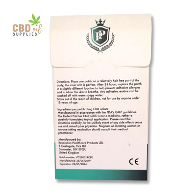 buy cbd patch uk