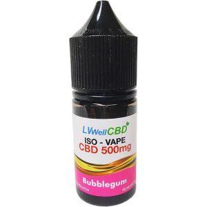 cbd vape oil bubblegum