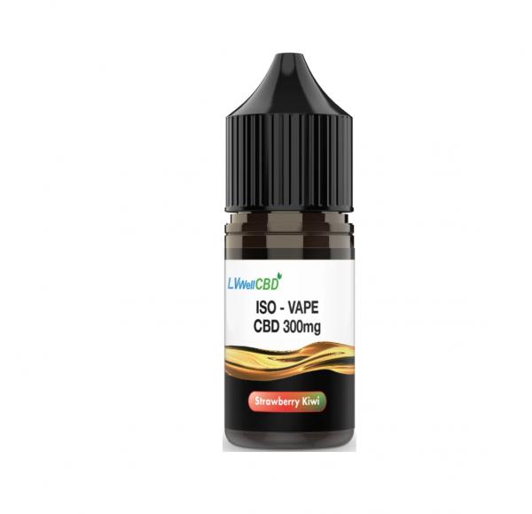 Strawberry-Kiwi-cbd vape oil