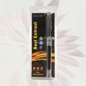cbd oil syringe