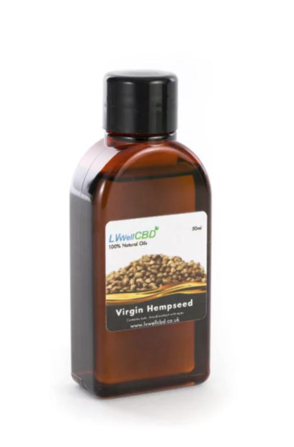 hemp seed carrier oil