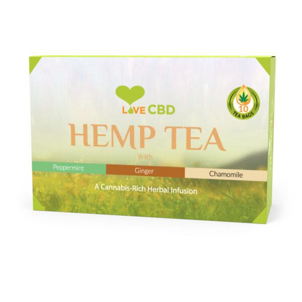 best cbd tea